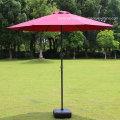 Parapluie de jardin extérieur Grand parapluie de 48 pouces
