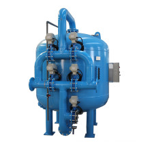 Accurate Filtration Pressure Sand & Carbon Bed Filter
