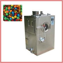 Máquina de recubrimiento de medicamentos para tabletas y pastillas