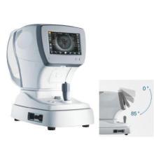 Refractómetro automático de instrumento de lente y queratómetro
