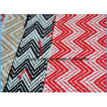 Impression tissu à la mode de tapisserie d'ameublement de sofa pour le sofa / sac / décoration