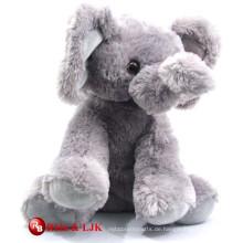 Treffen Sie EN71 und ASTM Standard gefüllten Elefanten