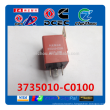 Dongfeng DC 24v 130W Electronic steering flashers relay 3735010-C0100