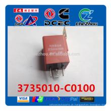 Dongfeng DC 24v 130W relés eletrônicos de direção relés 3735010-C0100