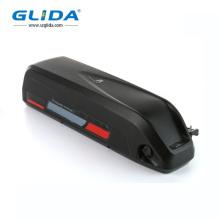 Melhor bateria de tubo descendente 36V bateria elétrica para bicicleta
