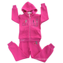 High Quality Fleece Children Hoody with Embroidery in Children Clothes for Sport Suits Swg-102