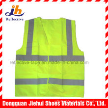 Reflective Safety Vest Jacket with Oxford Fabric