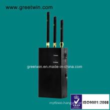 WiFi Bluetooth Jammer /Wireless Camera Jammer /Mobile Phone Jammer (GW-JN3)
