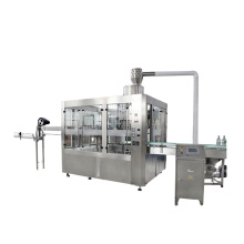 Liquid Filling Automatic Washing Filling Capping Machine For Beverage/ Water Bottles