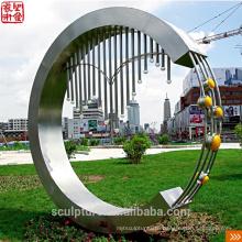 2016 New Modern Statue Urban Sculpture Successful case