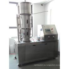 Granulado de gránulos de acero inoxidable que hace la máquina