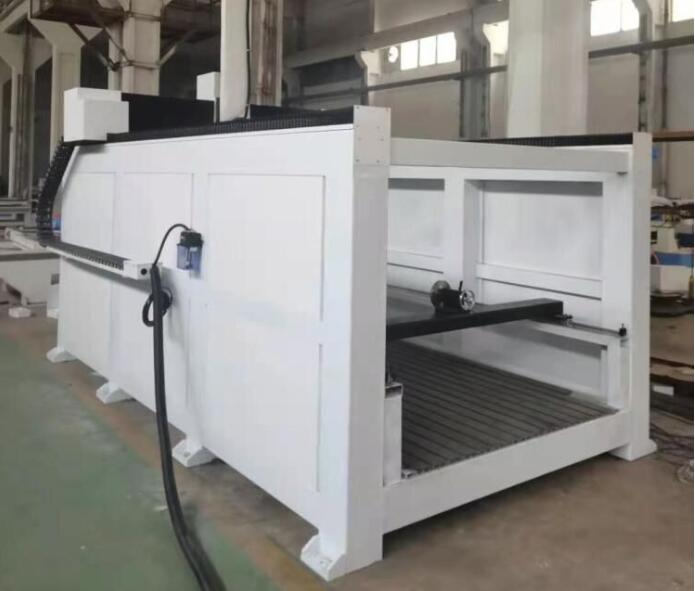 4 axis cnc foam carving machine