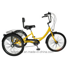 """20""""/24"""" USA Durable Cargo Tricycle Fat Tire Luggage Trike (FP-TRB-01)"""