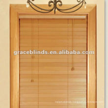 Indoor/ Interior 25mm/35mm/50mm window wood blind treatments
