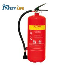 Foam potable fire extinguishers 10L/Firefighting products-Liquid foam fire extinguisher