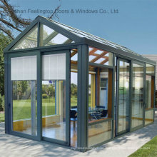 Tempered Glass and Aluminium Frame Sunrooms (FT-S)