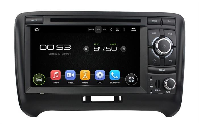 Audi TT CAR DVD PLAYER