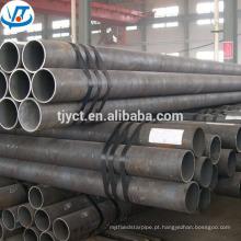 Tubo sem costura de aço de baixo carbono / tubo 89mm preço por tonelada