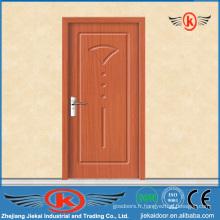 JK-P9034 vente chaude Porte pvc flexible colorée