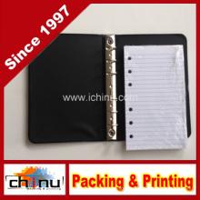 Little Black 6-Ring Binder com Pack de 100 folhas governadas (520050)
