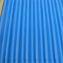 Blue Corrugated Steel Roof Sheet
