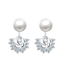 Top 10 best-seller nuevo 8-9mm naturales de agua dulce perla diseño pendiente