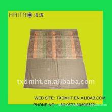 Las señoras de la belleza imitan el mantón de la bufanda del pashimina de las lanas de las lanas