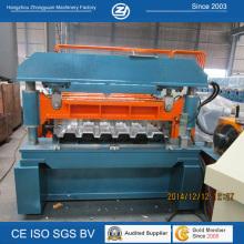 Machine de formage de rouleau de panneau de plancher de plancher