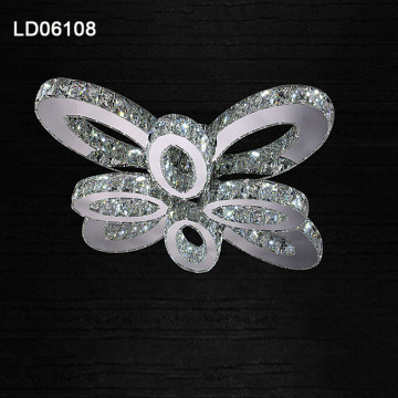 K9 Crystal ceiling lighting chandelier iron