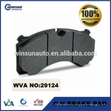 29124 29155 Meritor brake system disc brake pad
