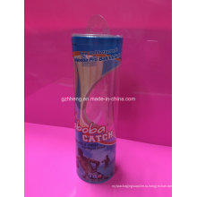 Clear Column / Cylinder Пластиковая коробка для показа (печатная коробка)