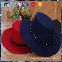Latest product long lasting design uniform women hats for promotion