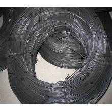 8-24guage Alambre recocido negro / alambre de unión / alambre negro del hierro