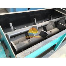 China Gute Qualität horizontale doppelte Wellen-Paddel-Mischer-Maschine für Verkauf