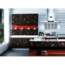 Modern Style for Integral Kitchen Cabinet