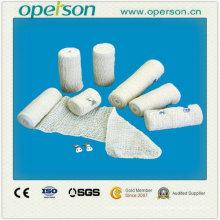 Medizinische Elastische Kreppbandage mit guter Qualität