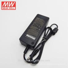 original MEAN WELL UL CE CB 12 V Desktop Adapter 5A 60 Watt GS60A12-P1J