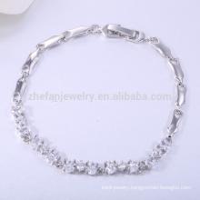 925 sterling silver jewelry bracelet and ring sets handmade copper bracelet