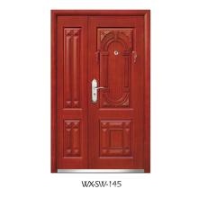 Stahl-Holztür (WX-SW-145)