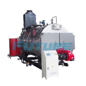 Caldera de vapor de aceite completamente automática