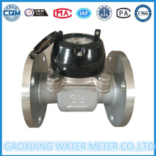 Dry Dial Desmontable Frío de Woltman Flange Water Meter