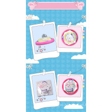 Lollipop Cute Packaging Romantic Thread Ultra Thin Condones Sex Products for Men Condom