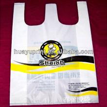Gros sac en plastique HDPE / sac alimentaire / sac eco