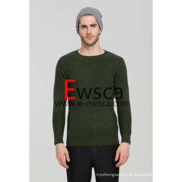 Ewsca Rundhalsausschnitt Super Fit Pure Cashmere Sweater