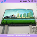Painel de exposição exterior do diodo emissor de luz da cor P10 completa da varredura de 1/2 para anunciar