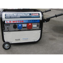 White Three Phase Gasoline Generator HH2800-B07