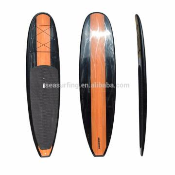 Горячий продавать! Высококачественные деревянные встать весло доска/стоит вверх доски затвора