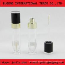 Unique good quality plastic lipgloss tubes