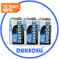 Niedriger Preis 9V Batterie von China Battery Manufacturer