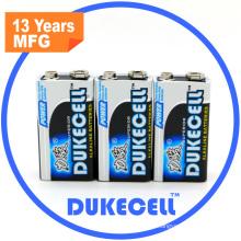 Super Quality Alkaline 9V Dry Battery